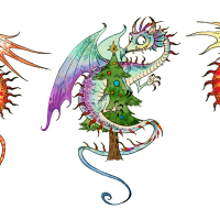 Christmas_Dragon
